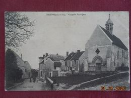 CPA - Orgeval - Chapelle Saint-Jean - Orgeval