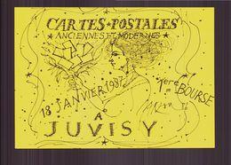 1 ° BOURSE A JUVISY 1987 - Bourses & Salons De Collections