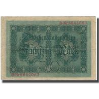 Billet, Allemagne, 50 Mark, 1914, KM:49b, TB - 50 Mark