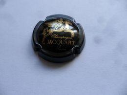 (Capsule De Champagne - Reims)  -  JACQUART  (1 Point - Perdu).........voir Scans - Jacquart