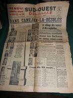 CANEJEAN LA DESOLEE - Periódicos