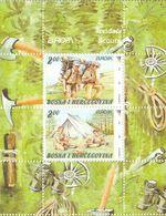 BOSNIA AND HERZEGOVINA Block 32,unused - Bosnia And Herzegovina