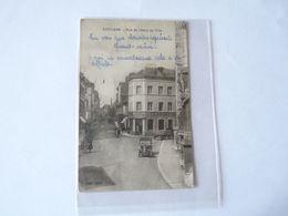 A Vendre  Belle Carte Postale De Louviers Rue De L'hotel De Ville . Brasserie A. Legouas    . Petit Prix - Louviers