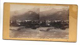 SUISSE WIMMIS PHOTO STEREO CIRCA 1860 /FREE SHIPPING R - Fotos Estereoscópicas