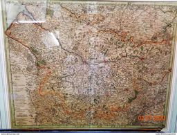 Partie Méridionale De La PICARDIE.par GUILLAUME DELISLE. 1712. Carte: 49 X 63 Cm.coup De Planche :52 X 65 Cm.rehaussée - Cartes Géographiques