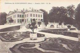 Nord        713        Château De Carlepont - France