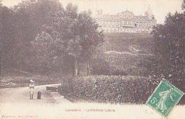 Nord        718       Liancourt.Le Château.La Tour - Liancourt