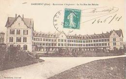 Nord        719       Liancourt.Sanatorium D'Argencourt.Le Pavillon Des Malades - Liancourt