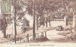 Nord        724       Montataire.Entrée Du Château - Montataire