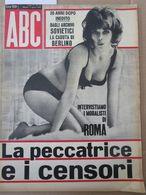 - RIVISTA ABC N 15 / 1965 - Livres, BD, Revues