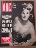- RIVISTA ABC N 18 / 1965 - Livres, BD, Revues