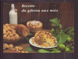 RECETTE DU GATEAU AUX NOIX - Recepten (kook)