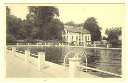 A2160[Postkaart] Bonlez / Les Etangs (Rogge, Nels) [Chaumont Gistoux La Piscine Zwembad Zwemvijver] - Chaumont-Gistoux