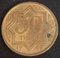 KAZAKHSTAN - 50 TYIN 1993 - KM 5 - Kasachstan