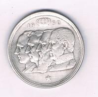 100  FRANCS 1950  FR BELGIE /5202/ - 1945-1951: Régence