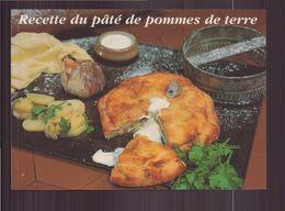 RECETTE DU PATE DE POMMES DE TERRE - Recepten (kook)
