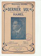 PARTITION LE DERNIER VOL Répertoire HAMEL PELE MELE EDITION - Noten & Partituren