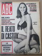 - RIVISTA ABC N 10 / 1966 - Livres, BD, Revues