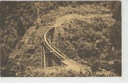 AFRIQUE - CAMEROUN - YAOUNDÉ - Chemin De Fer Du Centre - Le Pont En Courbe - Kamerun