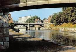 Belgium Namur La Sambre River Bridges Ponts Promenade - Belgien