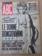 - RIVISTA ABC N 13 / 1966 - Livres, BD, Revues