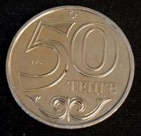KAZAKHSTAN - 50 TENGE 2000 - KM 27 - Kasachstan