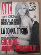 - RIVISTA ABC N 21 / 1967 - Livres, BD, Revues