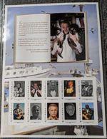 France, 2011, Collector - Georges Brassens, Sheet 10 V, MNH - Collectors