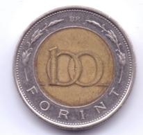 MAGYAR 1998: 100 Forint, KM 721 - Hungría