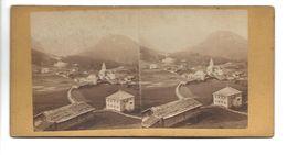 SUISSE TARASP PHOTO STEREO CIRCA 1860 /FREE SHIPPING R - Fotos Estereoscópicas