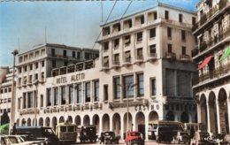B69449 Cpsm Alger - Hôtel Aletti Et Casino - Alger