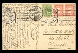 NETHERLANDS - Picture Postcard ś-Gravenhage Lange Poten Sent On Oct 11, 1910 To Switzerland. - Den Haag ('s-Gravenhage)
