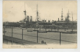 ROYAUME UNI - ENGLAND - PORTSMOUTH - The Dockyard - Portsmouth