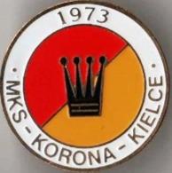 Football Soccer. Pin Poland. MKS Korona Kielce - Football
