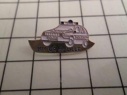 316a Pin's Pins / Rare & Belle Qualité !!! THEME : POLICE / VOITURE GYROPHARE 1e UR DE LILLE - Police