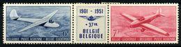 Bélgica (aéreo) Nº 27A - Airmail