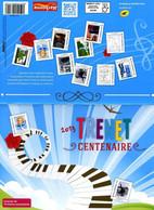 France, 2013, Collector - Charles Trenet, Sheet 10 V, MNH - Collectors