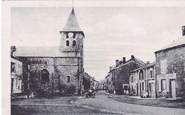 ( 08 ) - Warcq Dorfansicht  Carte Allemande 1° Guerre - Autres Communes