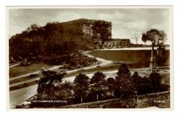 Ref 1379 - Real Photo Postcard - Nottingham Castle - Nottingham