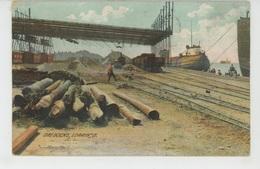 U.S.A. - OHIO - Ore Docks - LORAIN - Etats-Unis