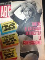 - RIVISTA ABC N 21 / 1973 - Livres, BD, Revues