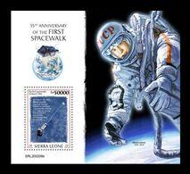 Sierra Leone 2020 Mih. 11797 (Bl.1854) Space. First Spacewalk. Alexei Leonov MNH ** - Sierra Leone (1961-...)