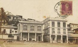 Guayaquil Real Photo Las Penas . P. Used Banfield Argentina To Santa Clara Cuba - Ecuador