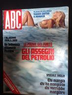 - RIVISTA ABC N 9 / 1974 - Livres, BD, Revues