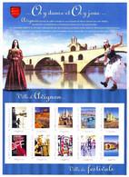 France, 2013, Collector - Festival D'Avignon, Sheet 10 V, MNH - Collectors