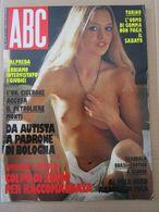 - RIVISTA ABC N 11 / 1974 - Livres, BD, Revues