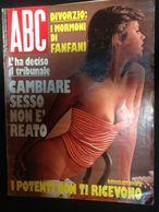 - RIVISTA ABC N 15 / 1974 - Livres, BD, Revues