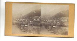 SUISSE LUISENTHAL ? PHOTO STEREO CIRCA 1860 /FREE SHIPPING R - Photos Stéréoscopiques