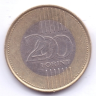 MAGYAR 2010: 200 Forint, KM 826 - Hungría