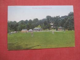 Bomoseen Park  Lake Bomoseen  Vermont > >> Ref 4194 - Etats-Unis